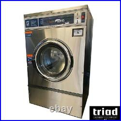 05 Dexter 30lb Coin Op Commercial Washer 1Phase Laundromat Huebsch Unimac Ipso