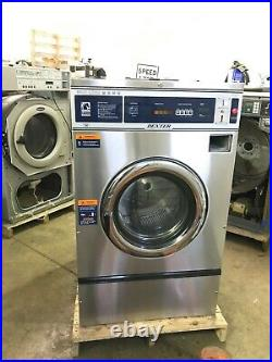 05 Dexter 45lb EXPRESS Coin Commercial Washer 1Phase Laundromat Huebsch Unimac