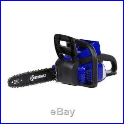 40-Volt Lithium Li-Ion Cordless Electric Chain Saw Tree Cutter Bar Tool Only NEW