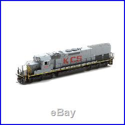 ATHEARN Kansas City Southern Road #6100 SD40T-2 Item #95156 HO Scale
