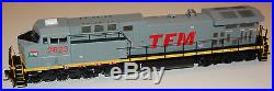 Athearn GE AC4400 TFM #2623 KCS Ferrocarriles Mexico FNM FCP FXE NdeM