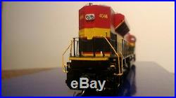 Athearn Genesis KCS Sd70ace withDCC/sound