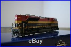 Athearn Genesis Kansas City Southern (KCS) SD70ACe #4051 withDCC and Sound