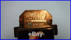 Bendix King KCS 55A Compass system with Slaving Accessory