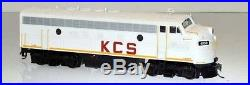 Bowser 24051 HO Kansas City Southern EMD F7A (Equipped with DCC and LokSound) #4