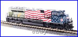 Broadway Limited N 6300 Kansas City Southern EMD SD70ACe #4006 Paragon 3 DCCSnd
