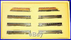 Con-Cor N Scale Kansas City Southern Southern Belle Limited Edition Diesel Pas