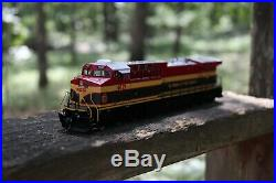 HO Scale Athearn RTR KCS AC4400CW with DCC