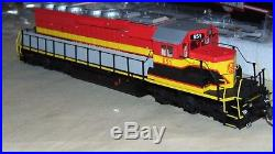 INTERMOUNTAIN HO 49333S-01 KANSAS CITY SOUTHERN SD40-2 DCC WithSOUND NEW IN O. BOX