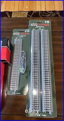 Intermountain DCC Sound Equipped MidSouth (KCS) Locomotive Train Collection