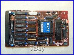 KCS Power PC Board Plus & 1MB Ram Expansion for Amiga 500 & Plus Fully Working