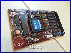 KCS Power PC Board Plus & 1MB Ram Expansion for Amiga 500 Plus Fully Working