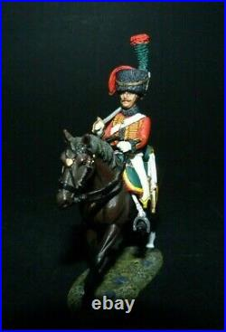 King & Country KCS069 Chasseur à cheval 1er empire Retired Edition limitée