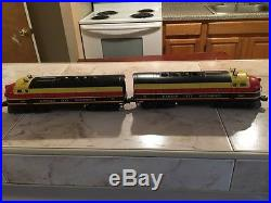 Lionel 6-14500 Archive Collection Kansas City Southern F-3 Diesel A-A