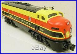 Lionel 6-14500 Kansas City Southern F3 AA Diesel Locomotive Set withCommand/Box