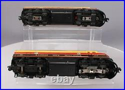 Lionel 6-14500 O Kansas City Southern F3 AA Diesel Locomotive Set withCommand EX