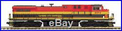 MTH 22-20640-2 Kansas City Southern AC4400cw Diesel Engine withProto-Sound 3.0 Sc