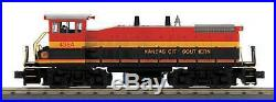 MTH 30-20644-1 MP15DC Diesel Engine Kansas City Southern #4364 with PS3