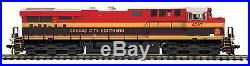 MTH 8023151 HO Kansas City Southern GE ES44AC withProto-Sound 3.0 & DCC #4767