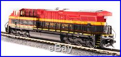 N Scale BROADWAY LIMITED 3898 KANSAS CITY SOUTHERN GE ES44AC # 4775 DCC & SOUND