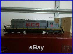 Nice Preowned BLI SD40-2 KCS With Dcc And Sound #642 Paragon 2 Ho Scale