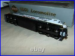 PROTO HO 30836 KANSAS CITY SOUTHERN SD50 DIESEL. WithDCC IN ORIGINAL BOX