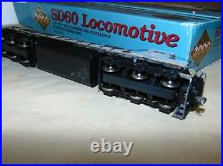 WALTHERS PROTO HO 702 KANSAS CITY SOUTHERN SD 60 DIESEL WithDCC IN ORIGINAL BOX