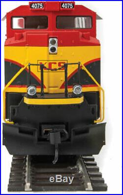 Walthers MainLine (HO) 910-19848 SD70ACe KANSAS CITY SOUTHERN #4075 DCC- withSOUND