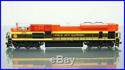 Walthers Mainline SD70ACe Kansas City Southern KCS with DCC HO scale